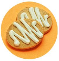プチメープルクッキー アップ