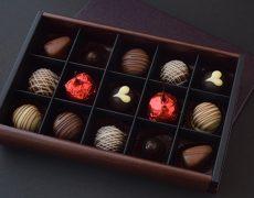 プラリネチョコレート