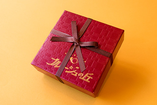プラリネチョコレート 4個箱