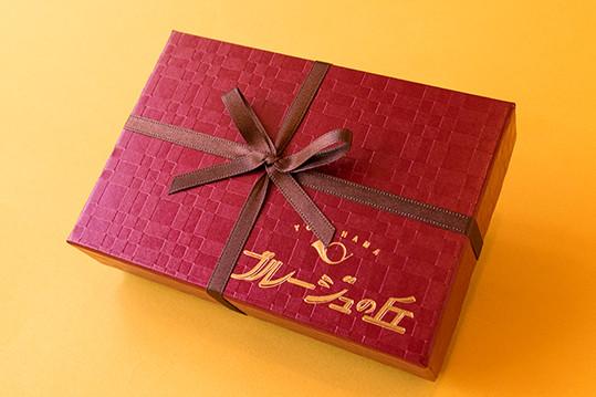 プラリネチョコレート 6個箱