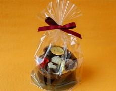 型抜きチョコレート ヨーロピアン