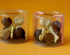 型抜きチョコレートDOG小