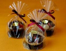型抜きチョコレート シェル
