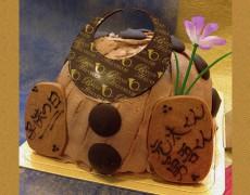 子供の日・かぶとのデコレーションケーキ【数量限定】
