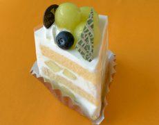 【限定!】メロンのショートケーキ