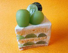 【季節限定】贅沢な完熟シャインマスカットのショートケーキ